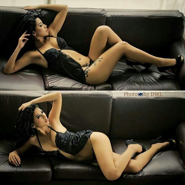 Koleksi Foto Model Hot Bee Viona Tan Tanpa Sensor!