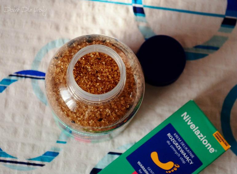 Farmona Nivelazione Rozgrzewająca sól do kąpieli stóp