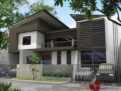 Modern style house 04