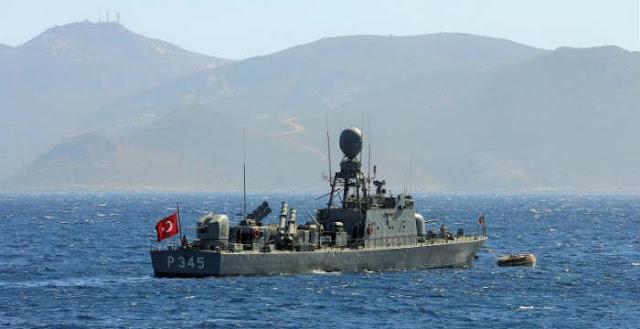 """""""Φωτιά"""" στο Αιγαίο με NOTAM πρόκληση βάζει η Τουρκία"""