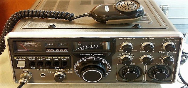 Kenwood Trio TS-600 Base Transceiver