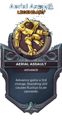 ruckus aerial assault