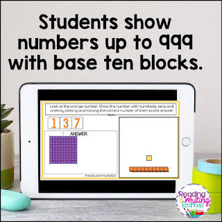 place value up to 999