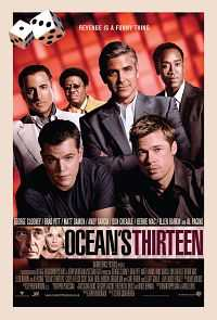 Ocean's Thirteen (2007) Hindi Dual Audio 300mb Download