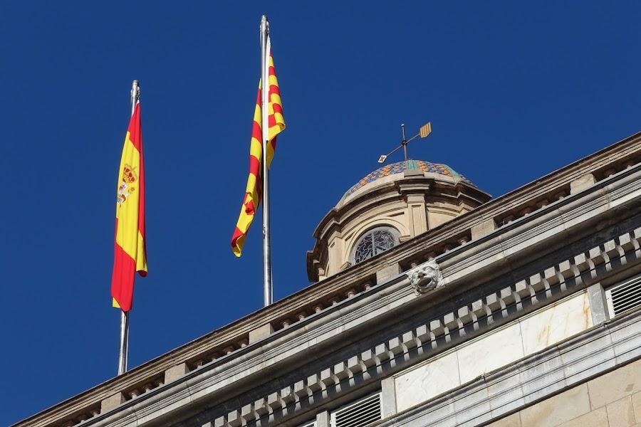 カタルーニャ自治州庁舎(Generalitat de Catalunya)