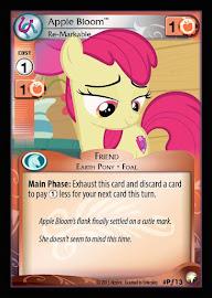 My Little Pony Apple Bloom, Re-Markable Equestrian Odysseys CCG Card
