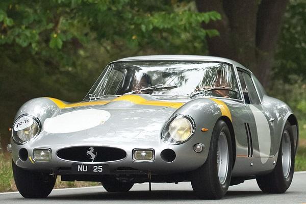 Ferrari 250 GTO 70 millones de dólares
