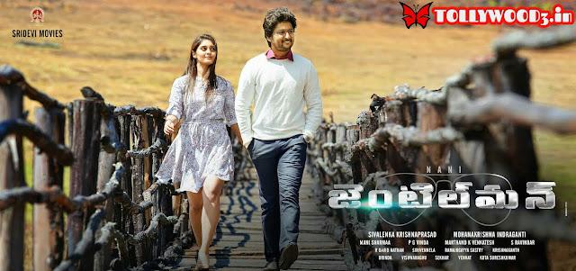 Surabhi gentleman movie poster