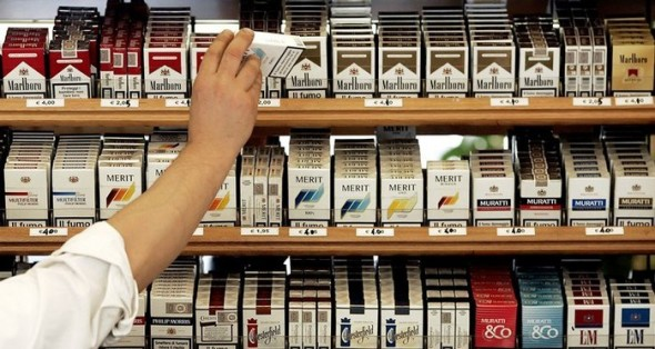 Increasing the price of cigarettes - ارتفاع سعر السجائر في مصر