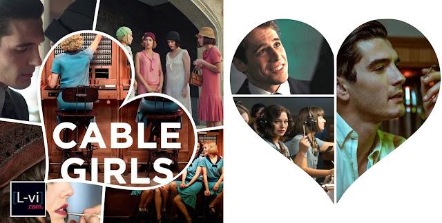 Cable Girls: 20's,moda, cambio social y más. L-vi.com