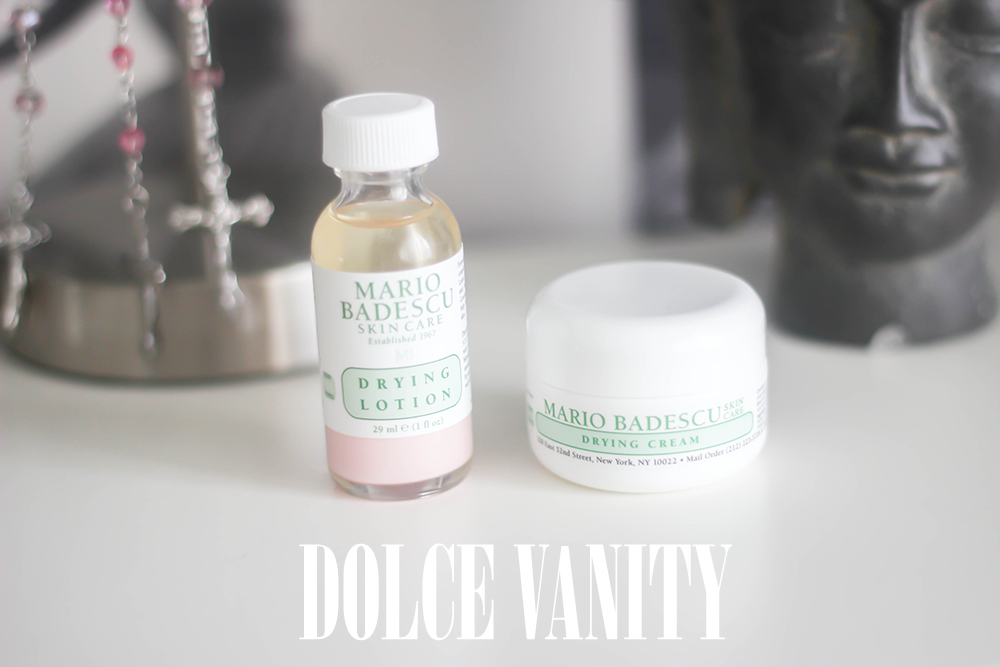 Mario Badescu Drying Lotion Review Dolce Vanity