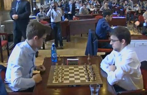Magnus Carlsen - Vachier-Lagrave