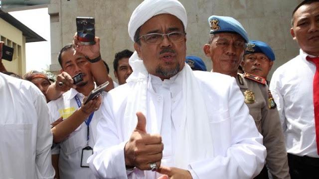 Pesan Habib Rizieq terkait Pilpres 2019 dalam Acara Ijtima Ulama dan Tokoh Nasional