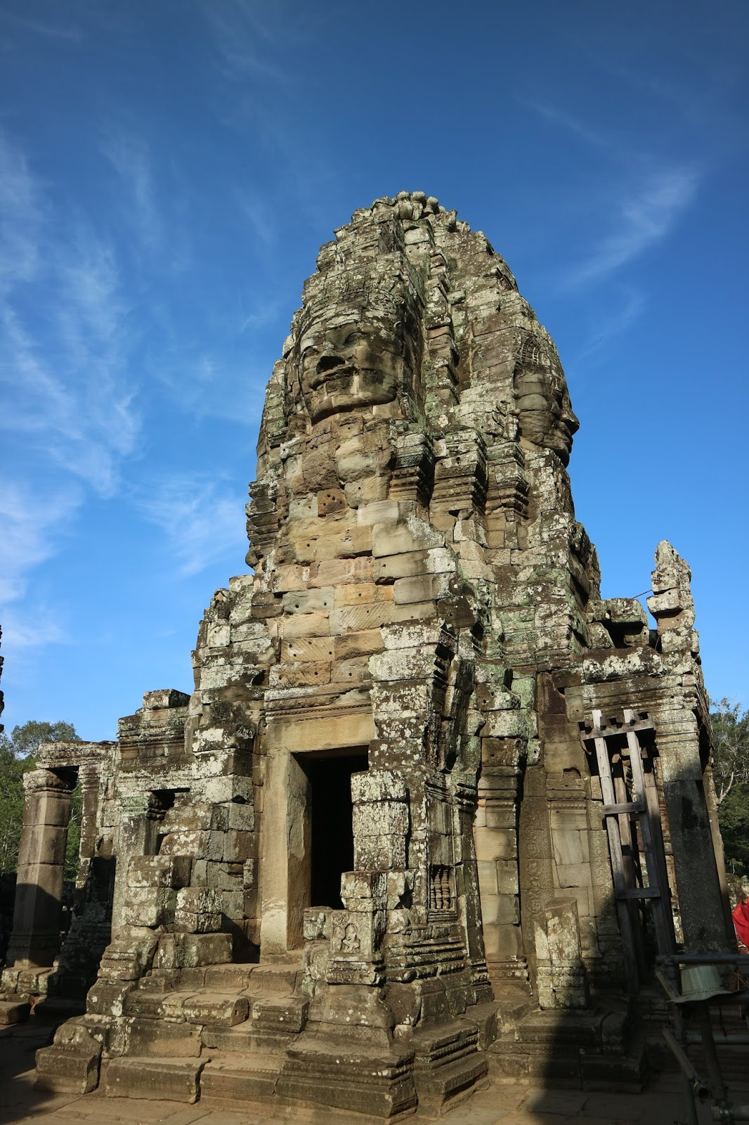 Bayon Temple - Siem Reap Cambodia