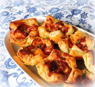 Tomato Tarts