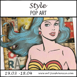 STYLE - pop art - edycja sponsorowana