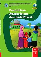 buku guru pai, buku pai siswa, buku pai kurtilas, buku pai kelas 1