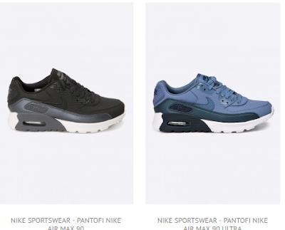 Adidasi originali Nike Air Max pentru femei cumpara aici