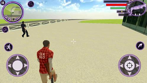 تحميل لعبة Miami crime simulator 3 مهكرة للاندرويد اخر اصدار بحجم 160 ميجا