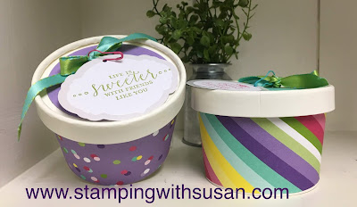 Stampin' Up!, Sweetest Things, Sweet Cups, How Sweet it Is, www.stampingwithsusan.com