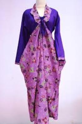 15 Koleksi Baju Batik Model China Trend 2018