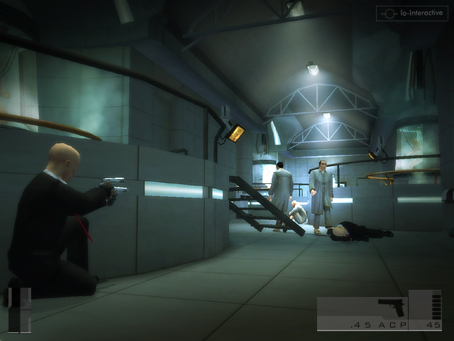 Hitman 3 Contracts Free Download PC Game Full Version