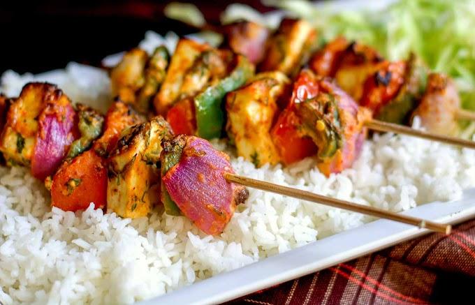 Shashlik | Chicken Shashlik Recipe