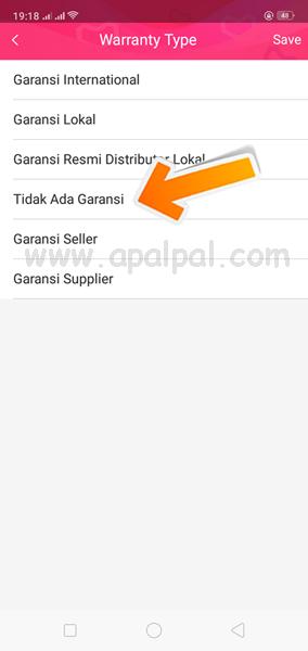 Cara Upload Produk di Lazada Lewat HP