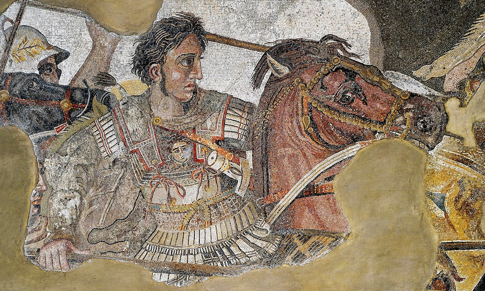 Human History In Brief Alexander The Great