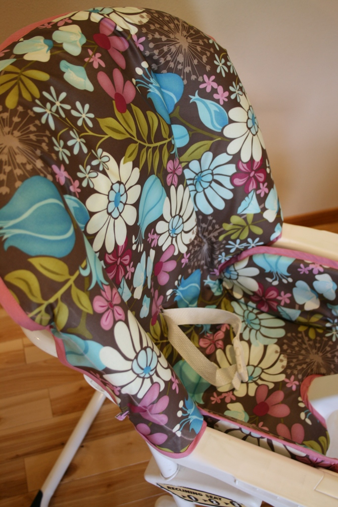 old high chair ideas gym deluxe recovered highchair tutorial re covered vinyl