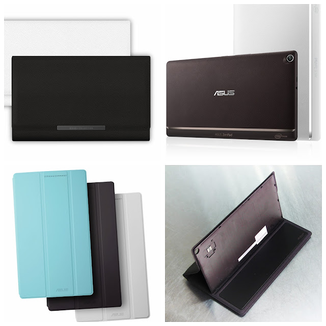 喇叭、擴充電源、平板「三位一體」的 ASUS ZenPad Z380KL + Audio Cover - 5