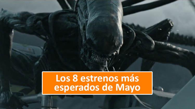 Las 8 película más esperadas de Mayo de 2017