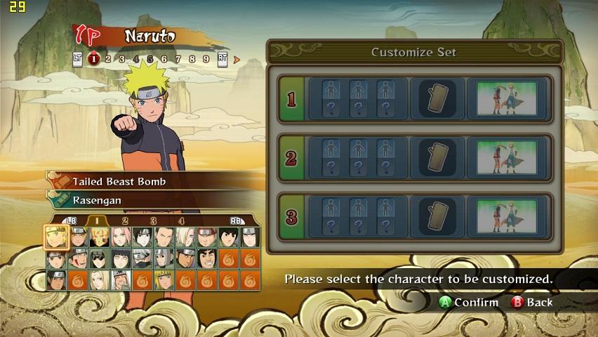 Cara Main Game Naruto Revolution Online