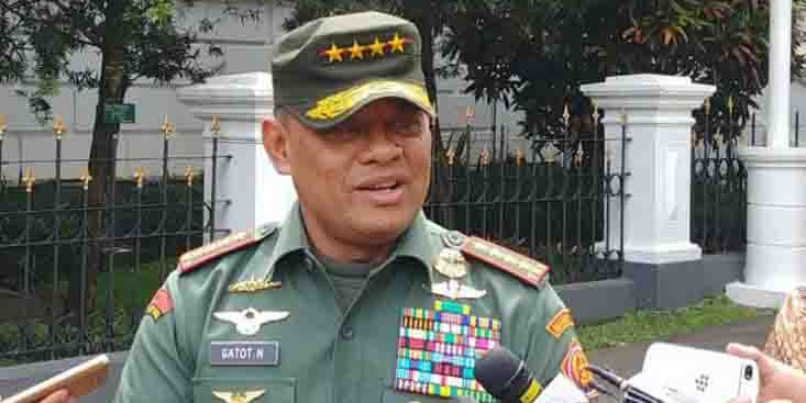 Progres 98: Ada Manuver Politik Istana di Balik Pergantian Gatot, Soal Pilpres?