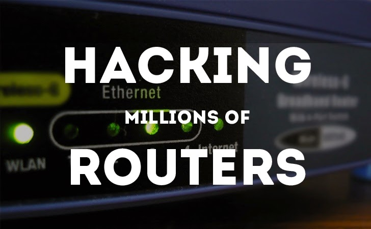 NetUSB Driver Flaw Exposes Millions of Routers to Hacking