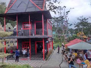 De Voyage Bogor, Tempat Foto Selfie Kampung Eropa Dengan Spot Yang Instagramable