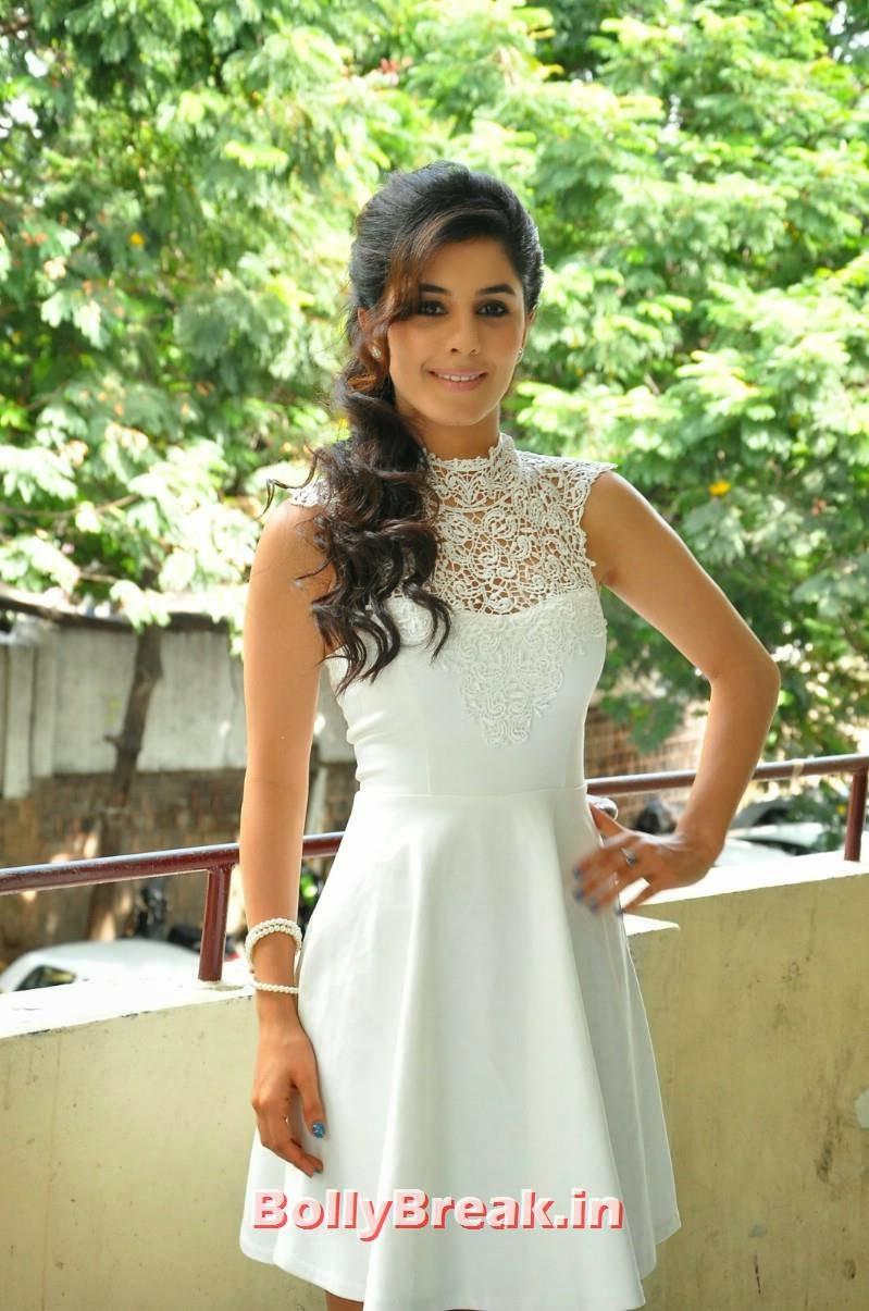 28, Isha Talwar Latest Photoshoot Pics in White Dress