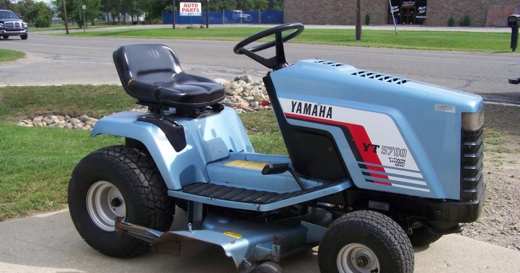 Yamahagenuineparts Com Yt5700 Yt6700 Lawn Tractor Parts