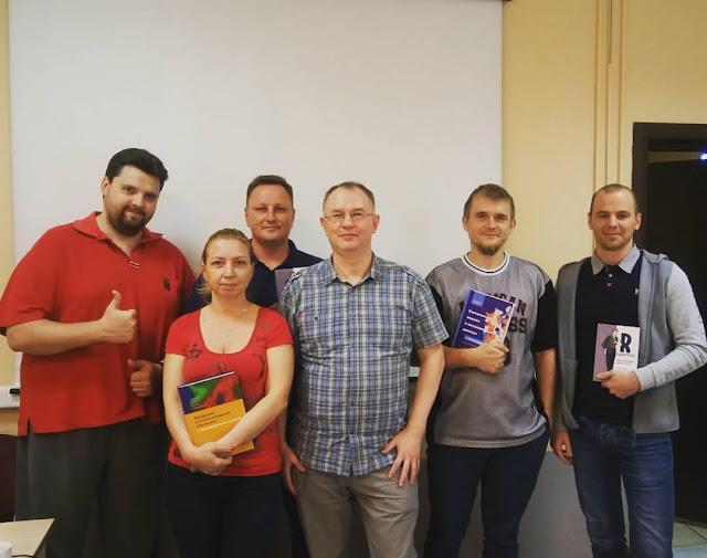 """Отзыв на Семинар-практикум """"HR-Аналитика в R"""", Москва, 20-21 июня 2017"""