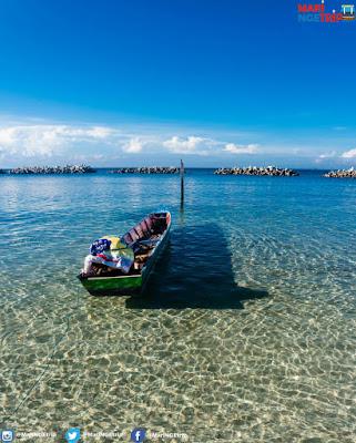 Pulau Beras Basah Bontang Kaltim Mari NGEtrip