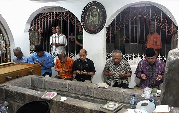 Traok City dan Tol Padang-Pekanbaru, Dua Agenda Jokowi di Padangpariaman