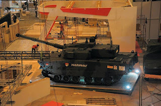 Harimau Medium Tank Pindad