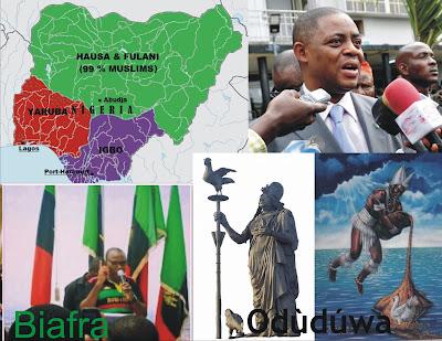Biafra-Nigeria-Oduduwa
