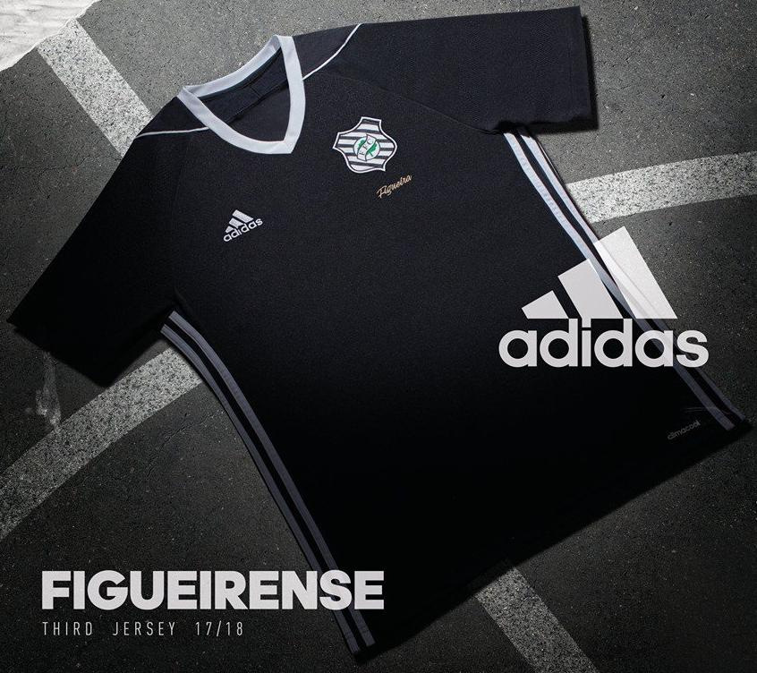 4085867c63 Adidas lança a nova terceira camisa do Figueirense - Show de Camisas