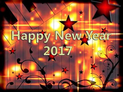 Happy New Year 2017 HD Wallpaper Download