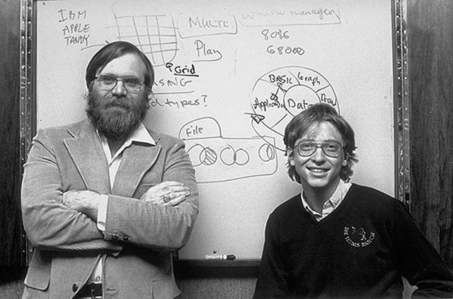 История компании Майкрософт