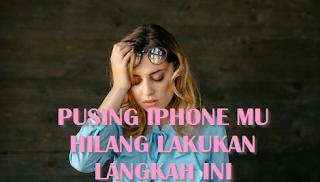 HAH iPhone Hilang! Jangan Panik, Begini Cara Melacak HP iPhone Yang Hilang