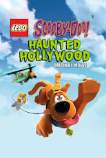 pelicula Lego Scooby-Doo!: Haunted hollywood (2016)