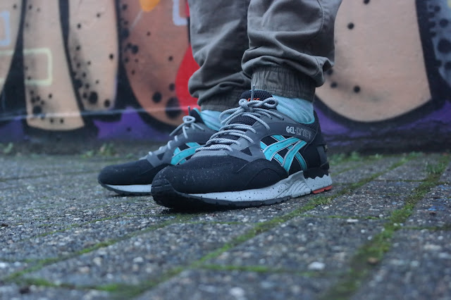 ASICS TIGER GEL LYTE V GORETEX PACK – CLOSER LOOK