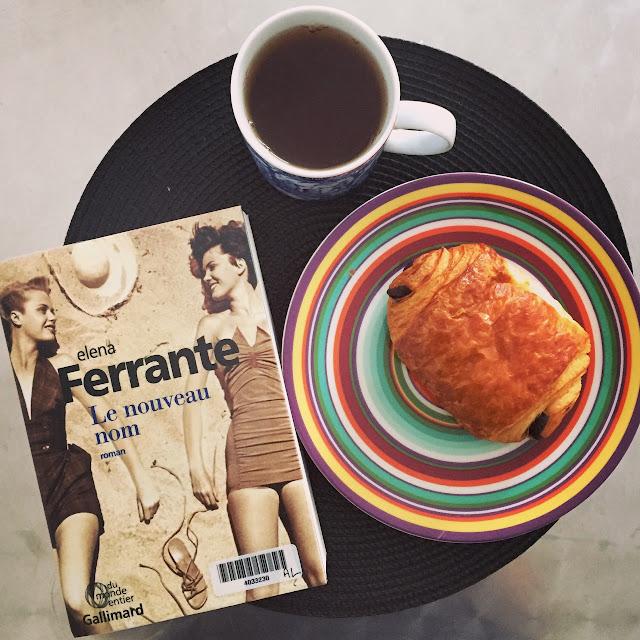 Le nouveau nom, Elena Ferrante
